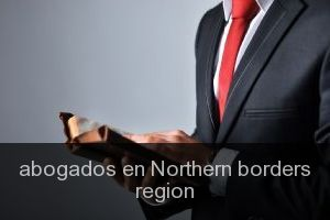 Abogados en Northern borders region